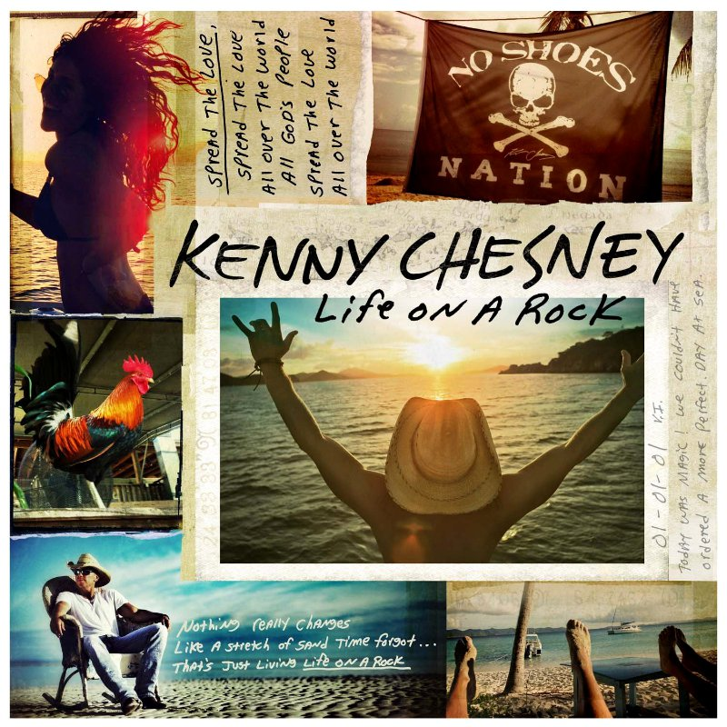Kenny Chesney Earns His Seventh No. 1 Album on Billboard 200