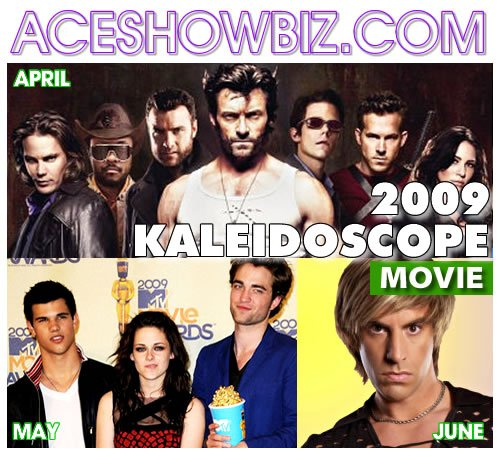 Kaleidoscope 2009: Important Movie Events (Part 2/4)