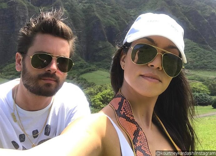 Friendly Exes! Kourtney Kardashian and Scott Disick 'Back at It Again With the Co-Parenting Skills'