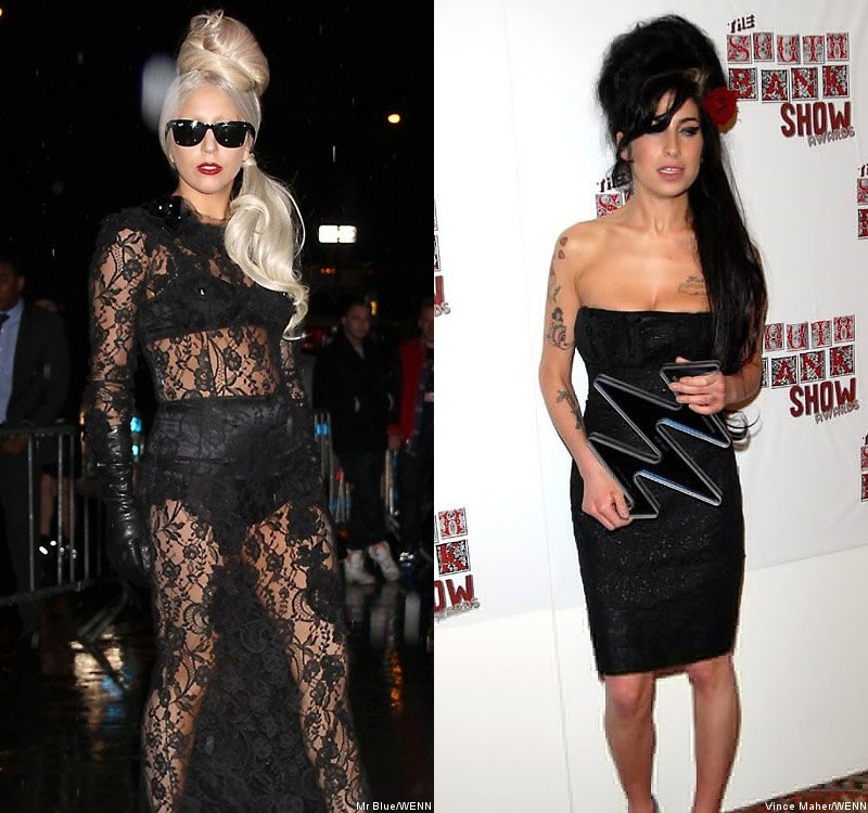 Lady GaGa NOT Tapped to Play Amy Winehouse in Biopic