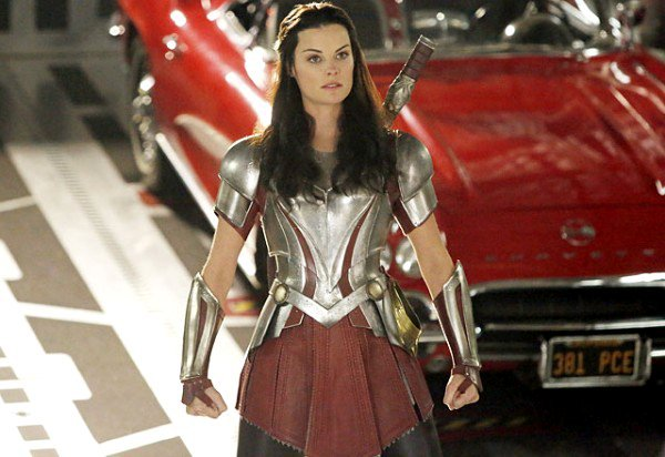 First Look at Lady Sif on 'Marvel's Agents of S.H.I.E.L.D.'