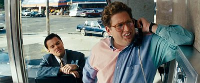 Leonardo DiCaprio Meets Jonah Hill for First Time in 'Wolf of Wall Street' New Trailer