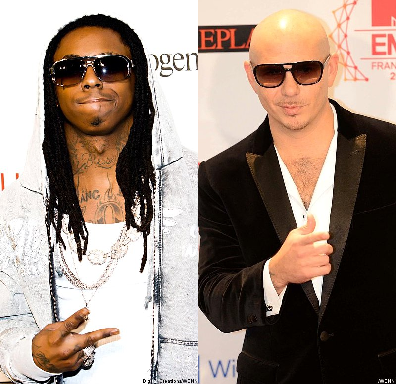 Lil Wayne Hits Back at Pitbull Following 'Welcome to Dade County' Rap