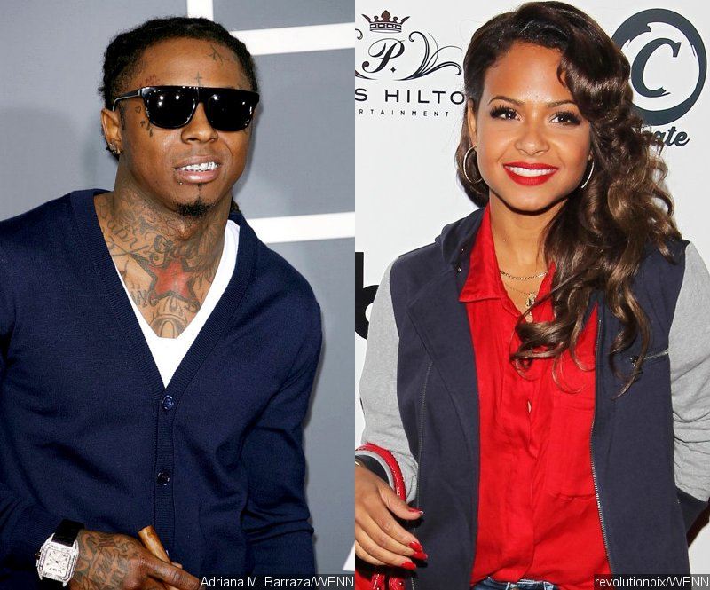 Lil Wayne Sparks Dating Rumors With Christina Milian