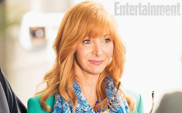 First look at Lisa Kudrow's 'The Comeback' Revival