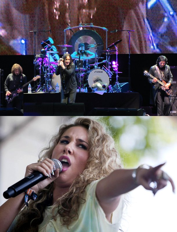 Lollapalooza Day 1: Black Sabbath and Haley Reinhart Rock the Show