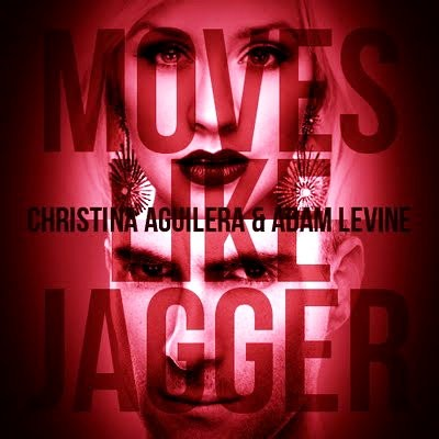 Video Premiere: Maroon 5's 'Moves Like Jagger' Ft. Christina Aguilera