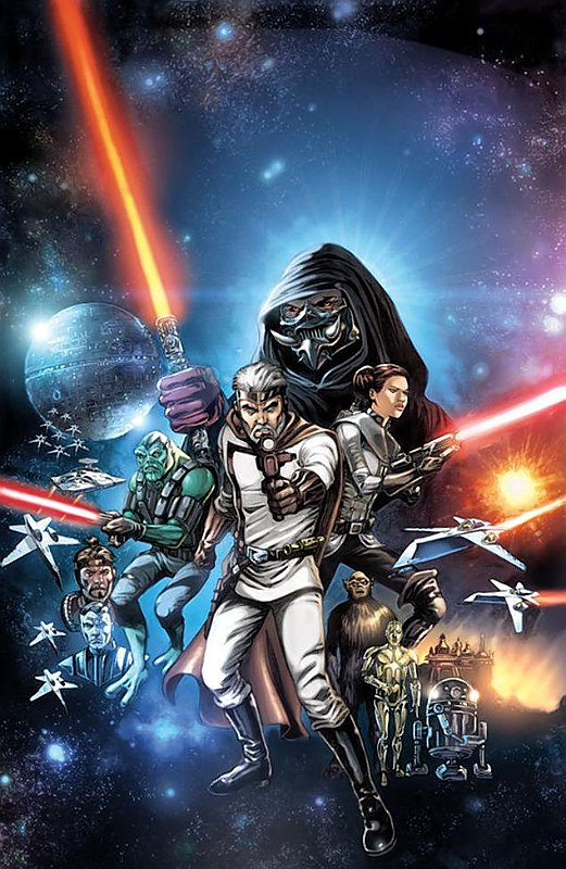 Marvel and Lucasfilm Collaborate to Publish New 'Star Wars' Comics
