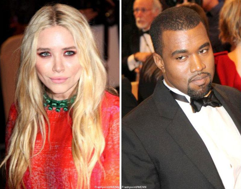 Report: Mary-Kate Olsen Hooking Up With Kanye West