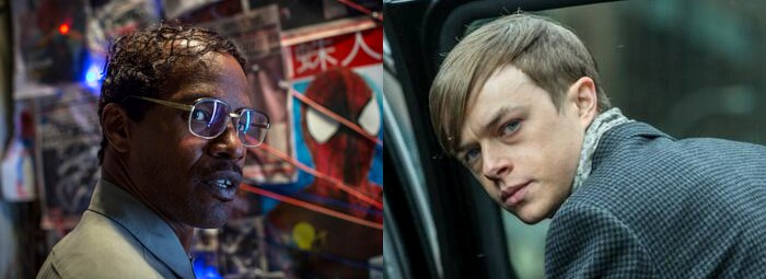 First Official Look at Max Dillon and Harry Osborn in 'Amazing Spider-Man 2'