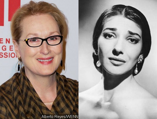 Meryl Streep Will Play Opera Legend Maria Callas in HBO Movie