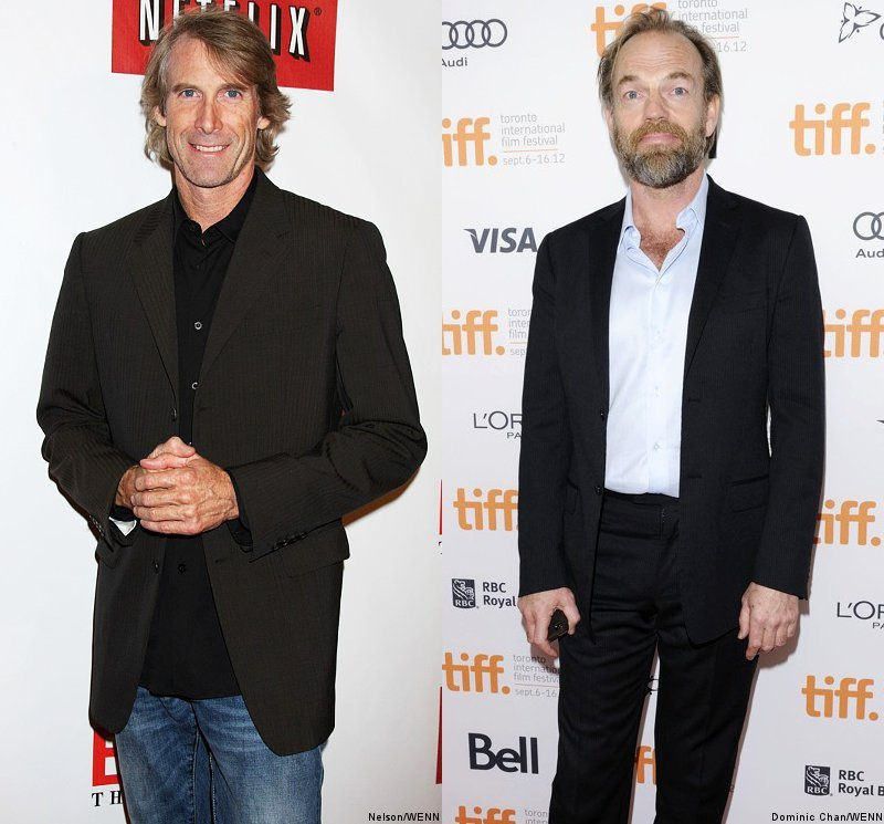 Michael Bay 'Sick' Over Hugo Weaving's Cynical Comment on 'Transformers'