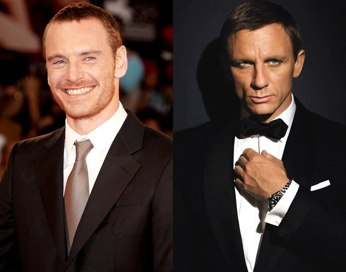 Michael Fassbender Weighs In on Possibility to Replace Daniel Craig as James Bond