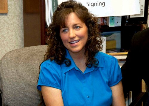 Michelle Duggar Claims to Be at Peace With the Loss of Baby Jubilee