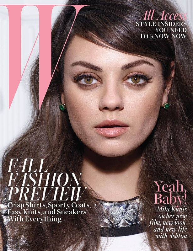 Mila Kunis Reveals She Actually 'Never Wanted to Get Married'