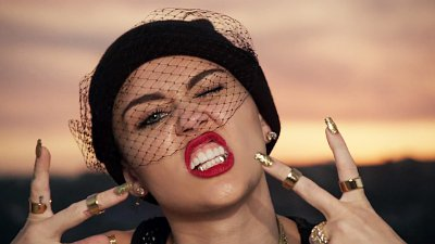 Miley Cyrus Gets Wild in 'We Can't Stop' Music Video