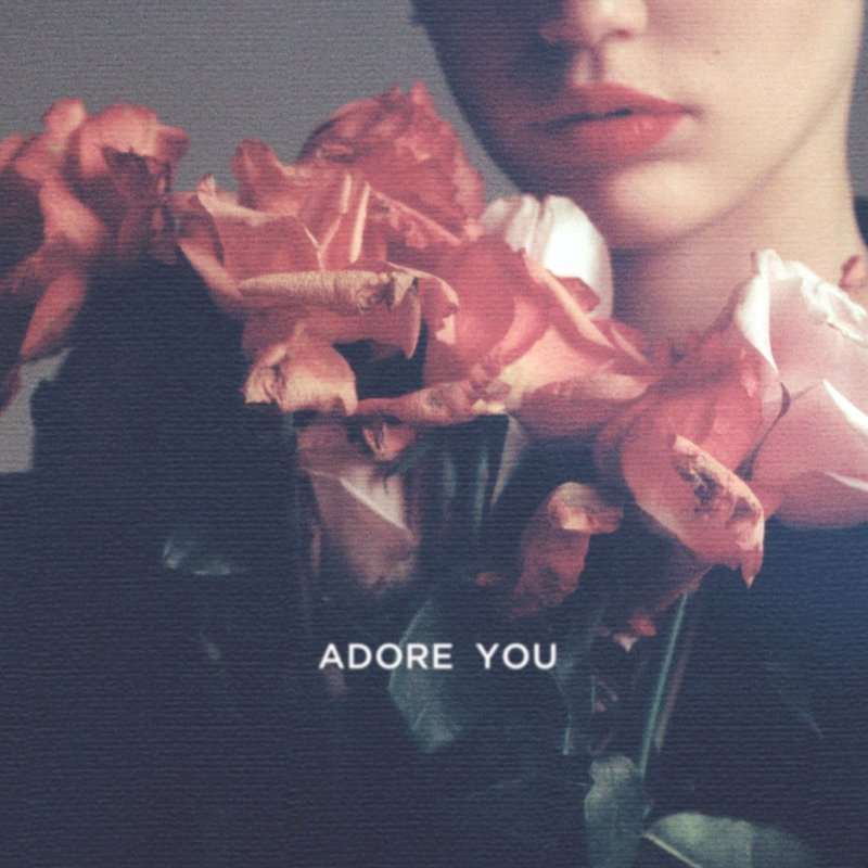 Miley Cyrus Unveils Rosy Artwork for New Single 'Adore You'
