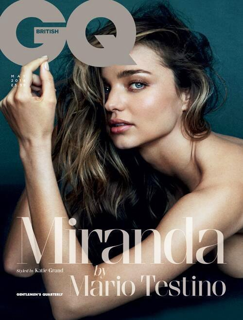 Miranda Kerr Poses Naked in Magazine, Says She Wants to 'Explore' Her Sexuality