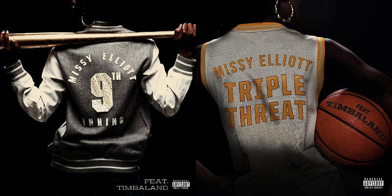 Missy Elliott Premieres New Songs '9th Inning' and 'Triple Threat'
