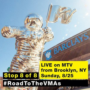 MTV Moves 2013 Video Music Awards to Brooklyn for First Time