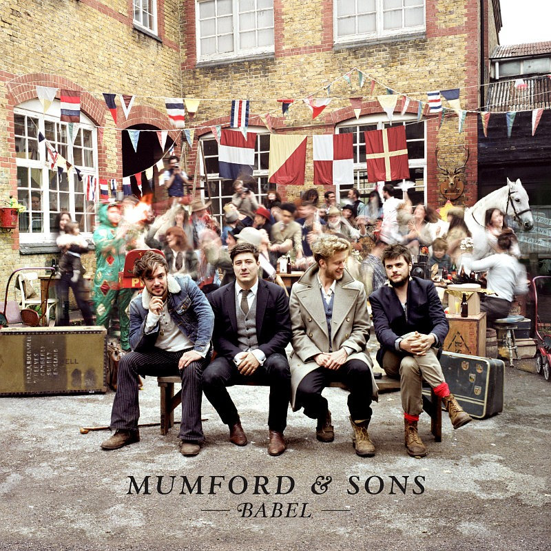 Mumford and Sons Back on Top of Billboard 200 After Grammy Win