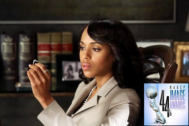 NAACP Image Awards 2013 TV Winners: 'Scandal' Is Outstanding Drama Series
