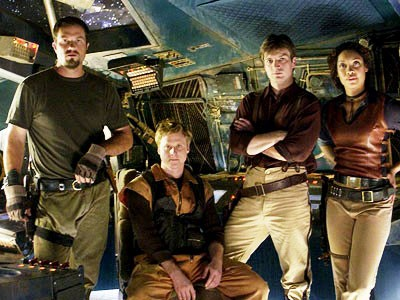 Official: Nathan Fillion and Joss Whedon to Attend 'Firefly' Anniversary Panel at Comic-Con