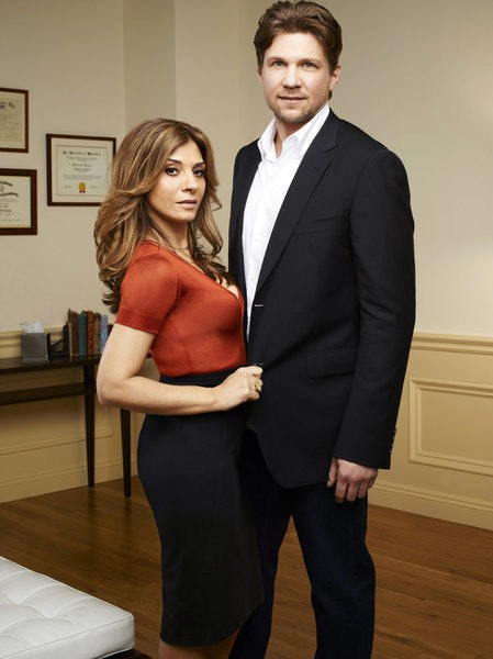 'Necessary Roughness' Season 2: Marc Blucas Dishes on Dani and Matt's Secretive Relationship