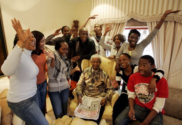 Nelson Mandela's Granddaughters Starring in Reality Show