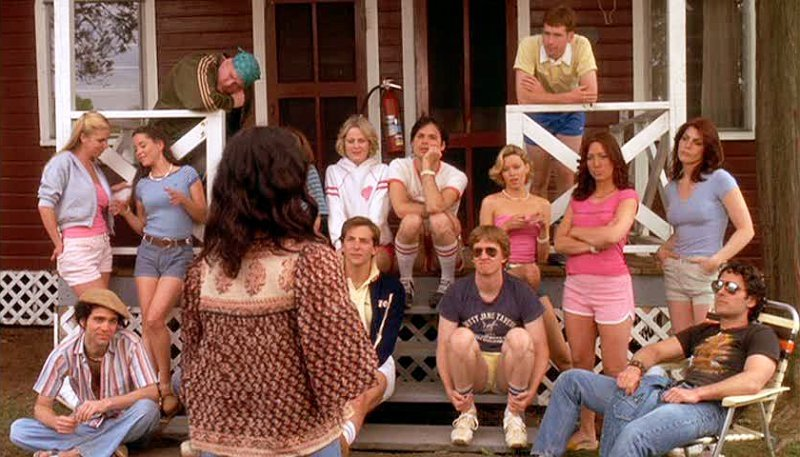 Netflix to Bring 'Wet Hot American Summer' to Small Screen