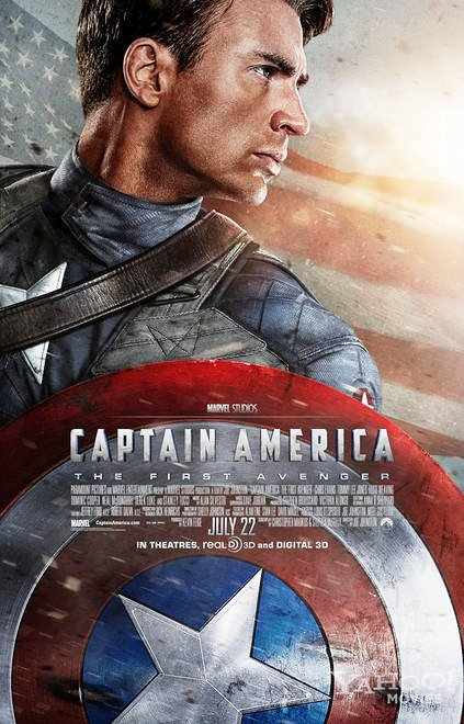 New 'Captain America' Trailer Hits Web