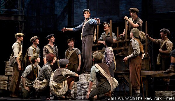 'Newsies' to Close on Broadway and Hit North American Cities