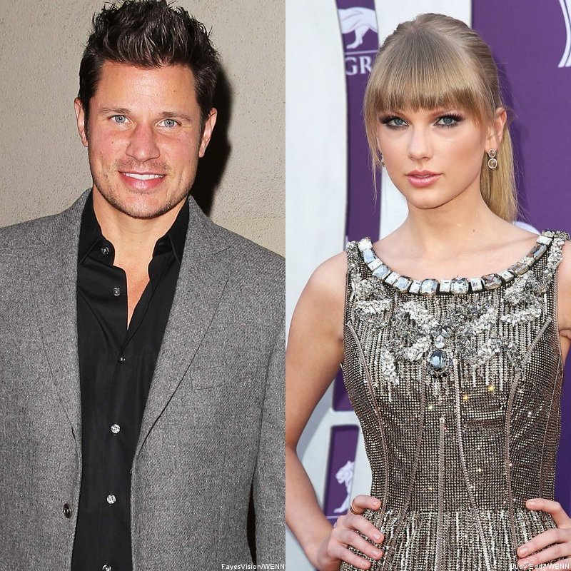 Nick Lachey Advises Boys to 'Stay Away' From Taylor Swift