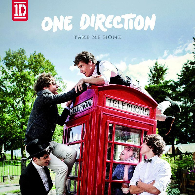 One Direction Reveal Cover Art and Release Date of 'Take Me Home'