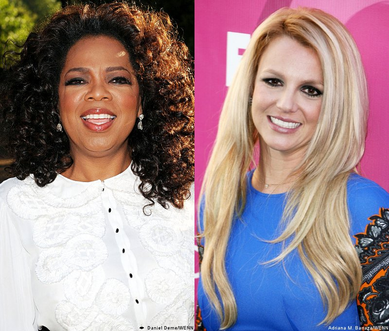 Oprah Winfrey and Britney Spears Top Forbes' Highest-Paid Women of 2012