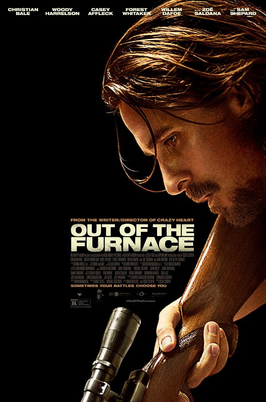 'Out of the Furnace' First Full Trailer: Christian Bale Is Out for Revenge