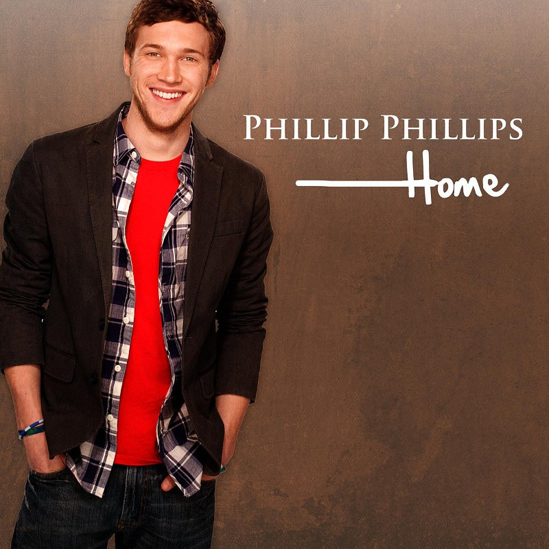 Phillip Phillips Makes History on Billboard With 'Home'