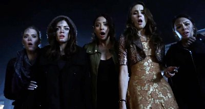 First Footage of 'Pretty Little Liars' Season 4: Mona Unites With the Liars