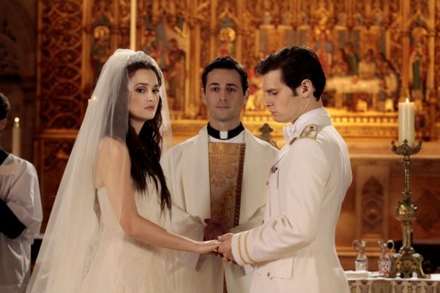 Preview of 'Gossip Girl' 100th Episode: Two Hitches in Blair's Royal Wedding