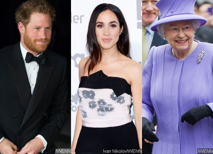 Report: Prince Harry and Meghan Markle's $20M Summer Wedding Gets Queen Elizabeth's Approval
