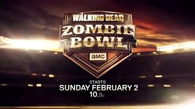 Promo for 'The Walking Dead' Marathon on Super Bowl Sunday