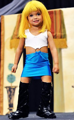 PTC Slams 'Toddlers and Tiaras' for Baby Hooker Costume, Mom Calls It Harmless
