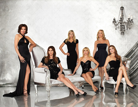'Real Housewives of New York City' Cast Settle Salary Dispute