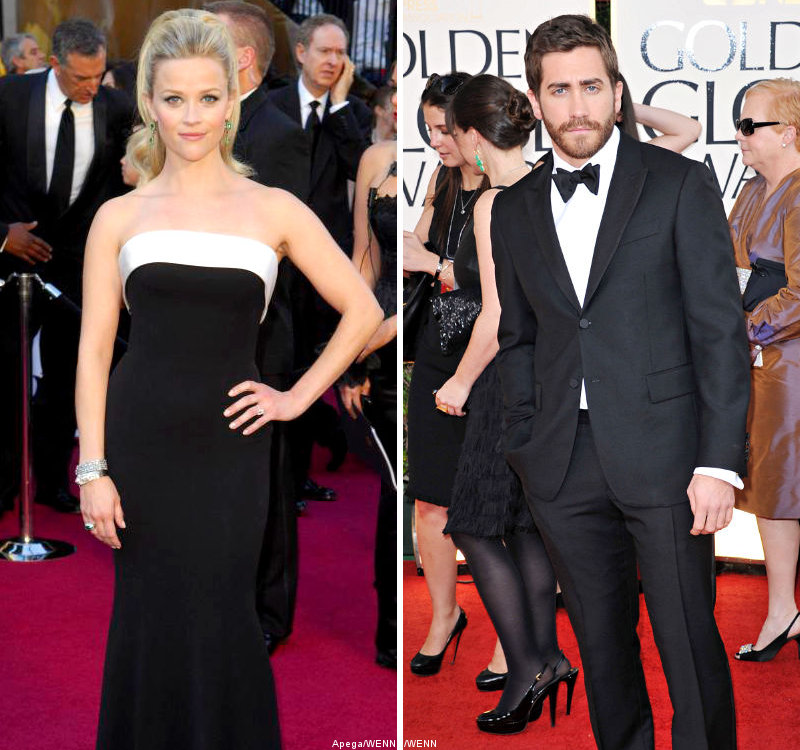Reese Witherspoon Weds Jim Toth, Jake Gyllenhaal Goes Bowling