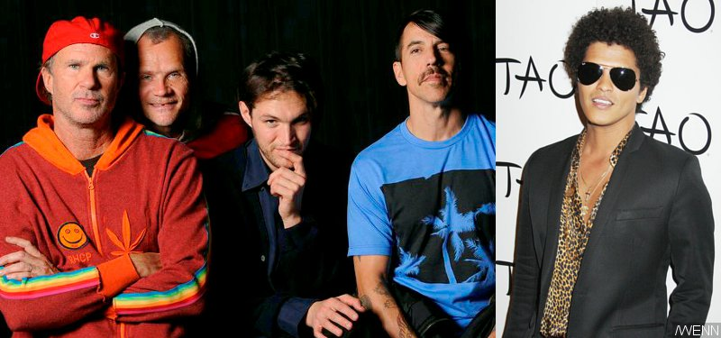 Report: Red Hot Chili Peppers to Join Bruno Mars at Super Bowl