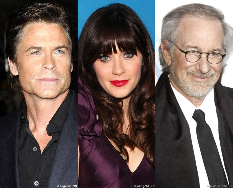 Richard Zanuck Remembered by Rob Lowe, Zooey Deschanel and Steven Spielberg