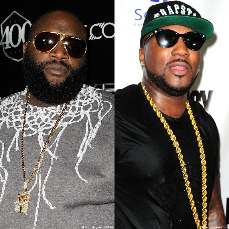 Video of Rick Ross and Young Jeezy's Backstage Fight Hits the Web