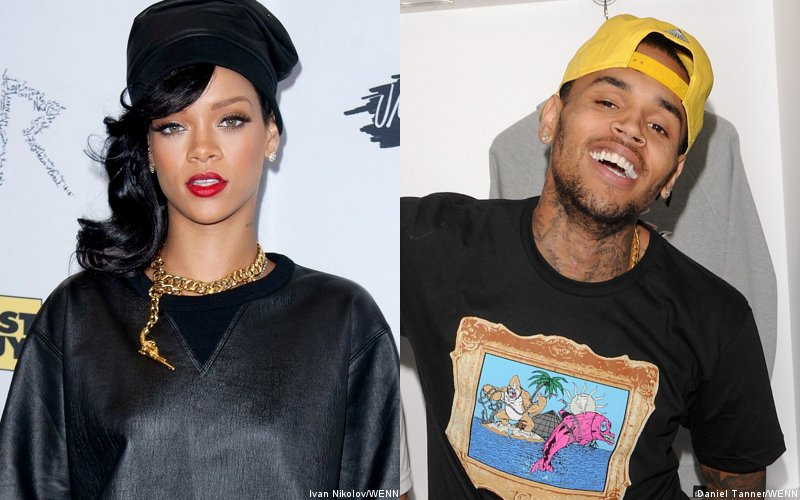 Rihanna Parties With Chris Brown After His Berlin Concert
