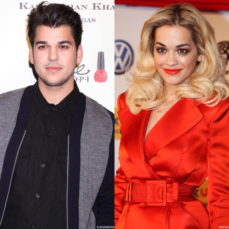 Rob Kardashian Allegedly Accuses Rita Ora of Cheating With 20 Guys