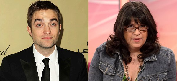 Robert Pattinson Fuels 'Fifty Shades' Rumor After Caught Partying With E. L. James